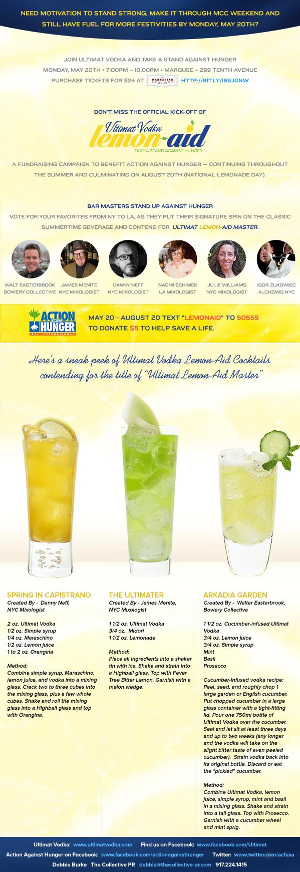Ultimat Lemon-Aid